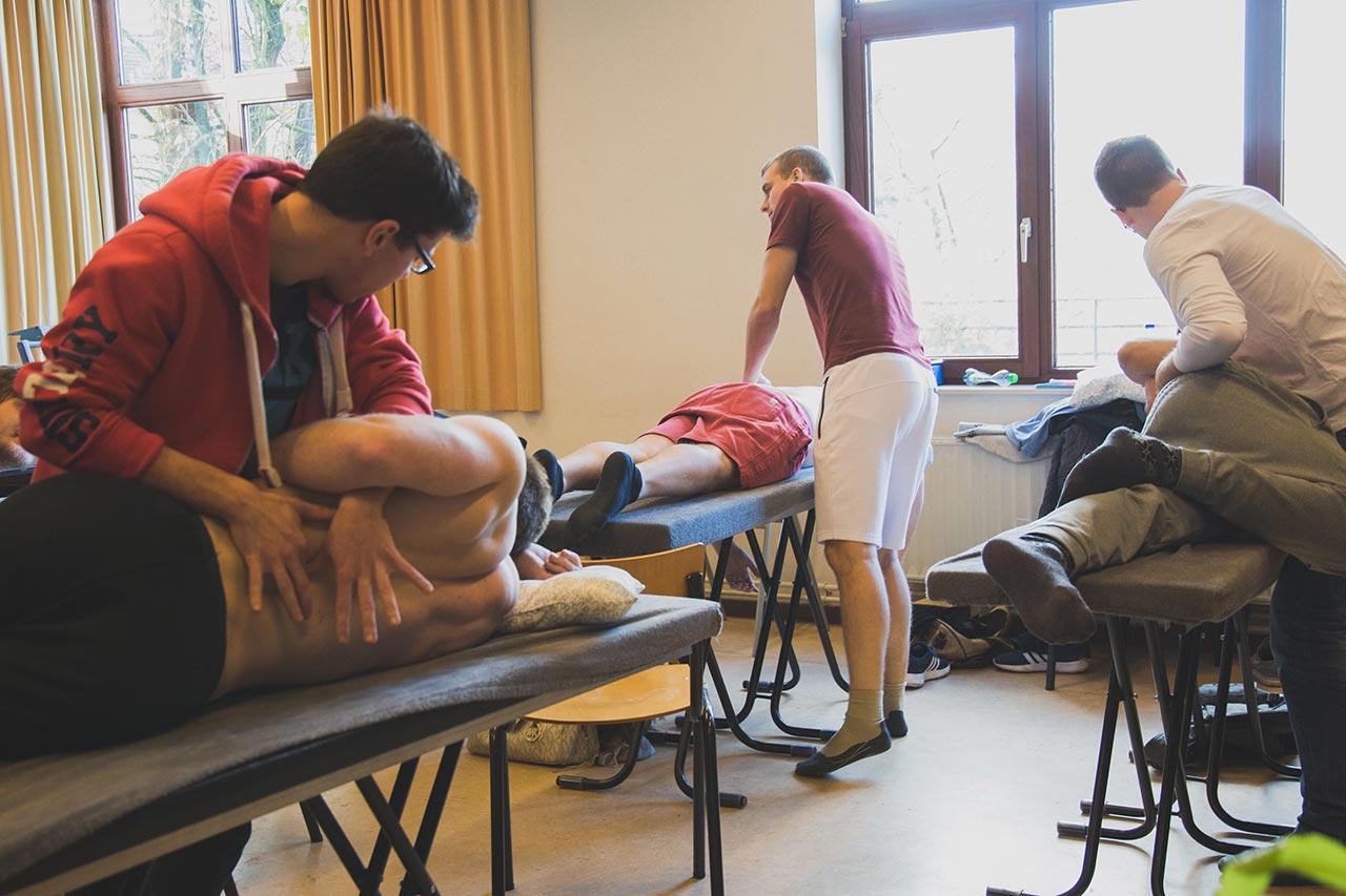 Collège Belge d'Ostéopathie